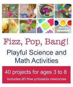 Fizz Pop Bang Playful Math and Science Activities ebook