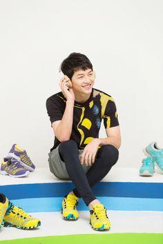 Song Joong Ki for Kolon Sport Song Joong Ki Photoshoot, Gentleman Songs, Soon Joong Ki, Happy Emotions, A Werewolf Boy, Sungkyunkwan Scandal, Hallyu Star, Cutest Couple Ever, Song Hye Kyo