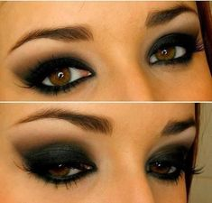 eye makeup, is there anything sexier and more sophisticated than the classic Smoky Eye