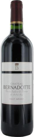 Château Bernadotte Cru Bourgeois rouge 2009 - Haut-Médoc : 15.5/20 : attaque dense et souple, joli fond. http://avis-vin.lefigaro.fr/vins-champagne/bordeaux/medoc/haut-medoc/d12628-chateau-bernadotte/v12629-chateau-bernadotte/vin-rouge/2009