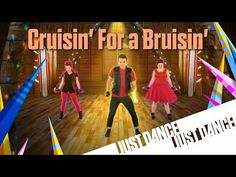 Just Dance Disney Party 2 - Cruisin' For a Bruisin' - YouTube