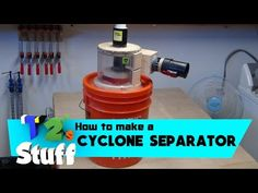 Cyclone Separator// How To - YouTube