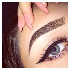 Perfect brows ❤ liked on Polyvore featuring beauty products, makeup, eye makeup, brow makeup, eye brow makeup, eyebrow cosmetics and eyebrow makeup