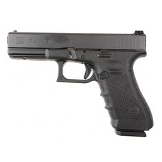 Glock 17 Gen 4 M.O.S - Kal. 9mm Luger