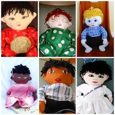 Custom Gender and Ethnicity  Baby Doll of Your Choice by Meoneil, $45.00