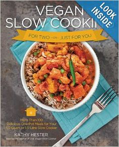 Vegan Slow Cooking for Two or Just for You | Amazon