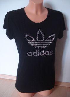 Adidas, T Shirt, Tops, Women, Fashion, Moda, Tee Shirt, Fashion Styles, Shell Tops