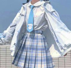 Korean Outfits, Mode Outfits, Retro Outfits, Cute Casual Outfits, Girl Outfits, Kawaii Fashion, Lolita Fashion, Cute Fashion, Old Fashion Dresses