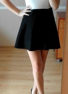 Kup mój przedmiot na #Vinted http://www.vinted.pl/damska-odziez/krotkie-sukienki/9878277-bialo-czarna-sukienka-sin-say
