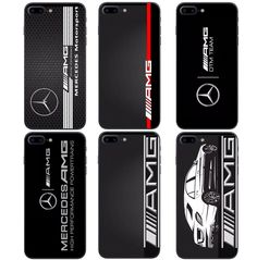 Mercedes AMG Logo Cover case For iPhone 5 6 7 Painted #UnbrandedGeneric