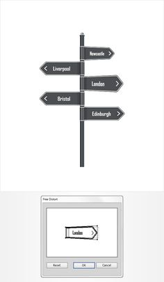 Learn How to Create Your Own Sign Post Illustration in Adobe Illustrator