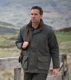 Hoggs Ranger X3, 3 in 1 Field Jacket by Hoggs of Fife   Country Sport from Fife Country