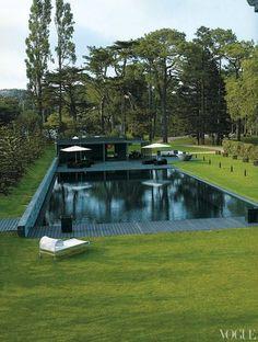 Lawn & Order: Gardens in Vogue - Vogue