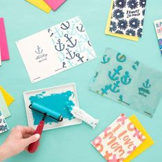 A Beautiful Letterpress Kit To Help You Create Lovely Prints Like A Pro At Home - DesignTAXI.com
