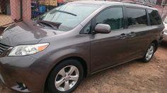 OTOLO CARS NIG LTD:: Toyota Sienna Limited XL7 2013 model on stock   [photos]