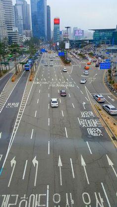 Center of Seoul. Seoul Map, Seoul Korea Travel, South Korea Seoul, Seoul Photography, Gangnam Seoul, Aesthetic Korea, Busan, Dream City, Daegu