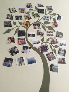 Her yerde bulabileceğin bir duvar kağıdı, onun etrafına serpiştirebileceğin harika anılar! Yapması kolay ve zevkli, bakması bir ömür mutlu ediyor. :) #love #suprise #sürpriz #decoration #dekorasyon #süsleme #süs #home #ev #hediye #gift #fotoğraf #birthday #doğumünü #tree #family