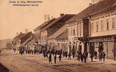 Korzo, Glavna ulica, Bela Crkva