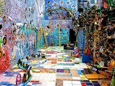 Mosaic Art Source: 09/14/06