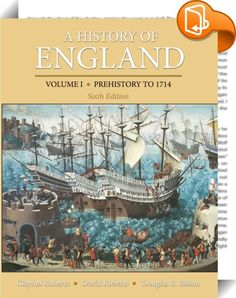 A History of England, Volume 1    ::  <P>This two-volume narrative of English history draws on the most up-to-date primary and secondary research, encouraging students to interpret the full range of England's social, economic, cultural, and political past. </P><I> <P>A History of England, Volume 1 (Prehistory to 1714),</I> focuses on the most important developments in the history of England through the early 18th century. Topics include the Viking and Norman conquests of the 11th centu...