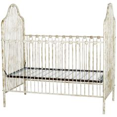Stationary Crib | Wayfair