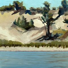 Lake Michigan Dune | Michelle Calkins
