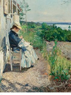 Christian Krohg PINTOR - Buscar con Google Eilif Peterssen - Artist, Fine Art, Auction Records, Prices, Biography for Eilif Emanuel Peterssen www.askart.com300 × 400Buscar por imagen from Auction House Records. SUNSHINE, KALVØYA Artwork images are copyright of the artist or assignee