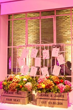 Rainbow bright: bold colour and retro touches in the heart of London - Summer weddings - YouAndYourWedding