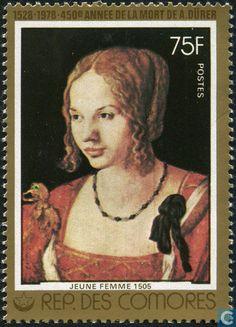 Postage Stamps - Comoros [COM] - Tables