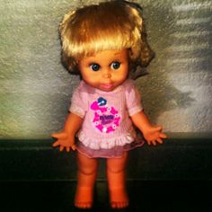 Mint 1990 Galoob Baby Face  Cynthia Doll with by EmilysCraftys, $88.00