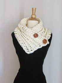 This is a quick and easy pattern made with chunky yarn, perfect for a last minute Christmas gift. I used less...