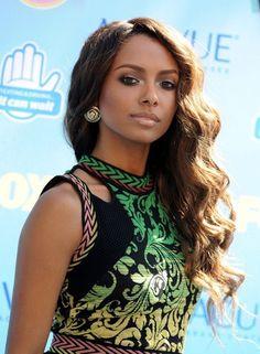 635838749d Kat Graham Photos - Arrivals at the Teen Choice Awards - Zimbio The Vampire  Diaries
