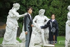 Image of 時尚情侶穿搭靈感!2NE1 Dara 與 Winner 姜勝允完美演繹 KENZO 全新秋冬系列