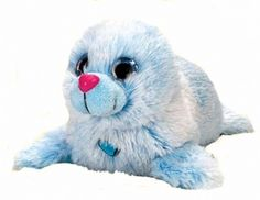 Harp Seal (8-inch Sweet & Sassy) at theBIGzoo.com, a toy store that has shipped over 1.2 million items.