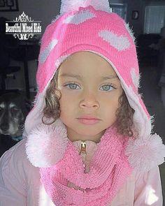 Alaiya - 3 Years • German, Mexican & African American ❤ FOLLOW @beautifulmixedkids on instagram WWW.STYLISHKIDSAPPAREL.COM