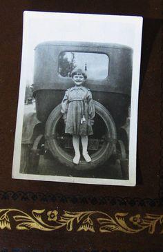 Brave Voyager, Depression Era photo from redpoulaine on Etsy, $11.00