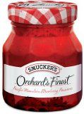 Smucker's  Orchard's Finest  Pacific Mountain Strawberry Preserves Strawberry Preserves, Ketchup, Salsa, Jar, Mountain, Food, Salsa Music, Meals, Yemek