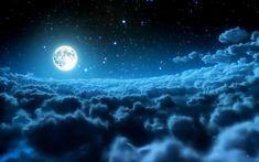 Sky Moon Wallpaper