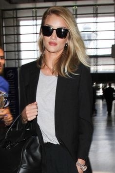 5 Ideas For Taking Airport Hair to Chic New Heights