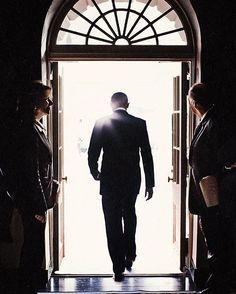 Thank you. Thank you. Thank you, Mr. President. #ObamaOut