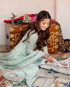 Beautiful Smile, Most Beautiful, Sajal Ali, Pakistani Outfits, Outfit Goals, Wedding Season, Girl Crushes, Cute Couples, Fashion Show