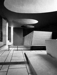 Le Corbusier – Charles-Édouard Jeanneret-Gris (1887-1965) avec Iannis Xenakis…