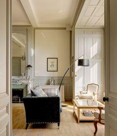 Jurnal de design interior - Amenajări interioare : Vacanță la castel