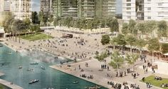 Parramatta City Riverfront Urban Renewal Strategy approved #mcgregor coxall…