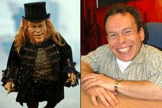 """LEPRECHAUN  ACTOR: Warwick Davis  MOVIE: Leprechaun (1993)  Warwick Davis was a mere eleven years old when he was picked by George Lucas to play Wicket the Ewok in """"Return of the Jedi."""" Since then, he's been in many sci-fi/fantasy movies from """"Willow"""" to """"Harry Potter and the Half-Blood Prince"""" to this movie where he plays a murderous imp with a pot of gold"""