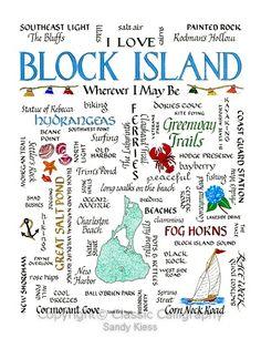 I <3 Block Island