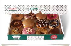 Free Krispy Kreme doughnut – UK Only