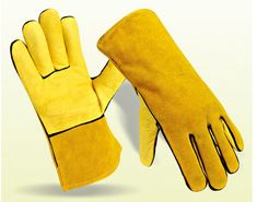 Welding Leather Gloves  00-92340=4573076 whatsapp & Imo number Email=aasports09@gmail.com  • Gunn pattern, wing thumb and polyester/cotton fabric back for improved comfort • Safety cuff provides additional protection • Sold Unit: 1 Dozen (1 package) ApplicationConstruction, Maintenance, Material Handling, Steel/metal work Brick/block handling, Lumber handling, Pipe fitting ColorGrey/Green SizeOne Size Welding Gloves, Safety Gloves, Brick Block, Work Gloves, Steel Metal, Leather Gloves, Metal Working, Green And Grey, Cotton Fabric