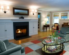 Black Fireplace Design, Pictures, Remodel, Decor and Ideas - page 6