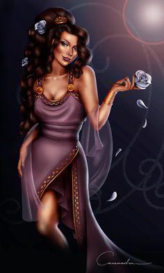 "Meg by C-Cassie.deviantart.com on @deviantART - From ""Hercules"""
